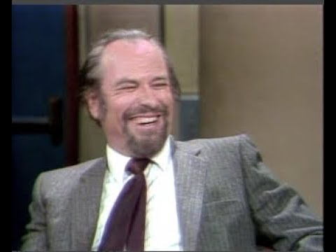 Rip Torn on Letterman, October 4, 1983