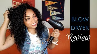 Blow Dryer Review - Jinri Infrared Ion X Professional