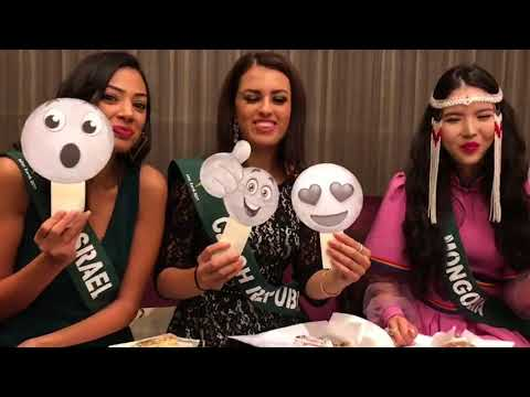 Miss Earth Crown Chat Part 4: Israel,  Czech Republic and Mongolia