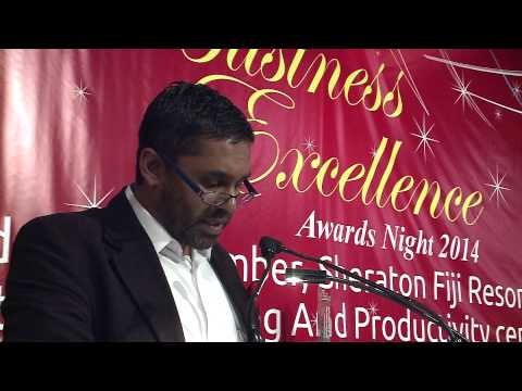 Fiji Broadcasting Corporation wins Fiji Business Excellence Prize Awards 2014