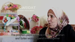 Syrian and Jordanian Women Advocating for Change