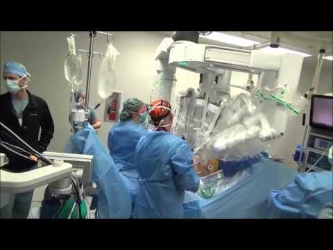 Lufkin Urologist Performs Prostatectomy On New Da Vinci Xi Robot
