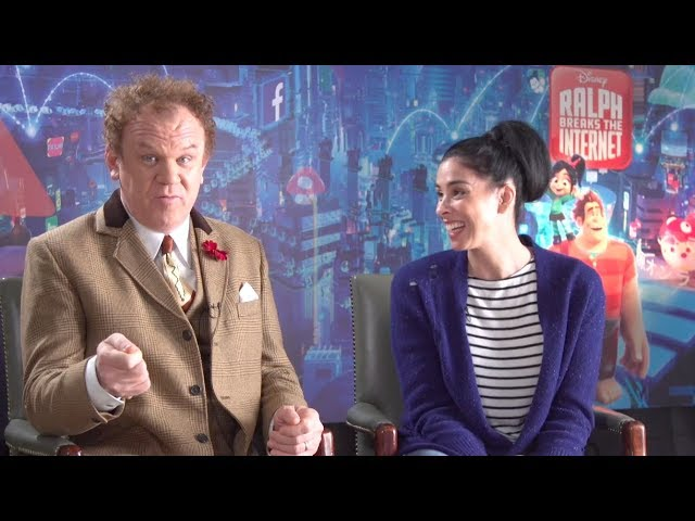 Sarah Silverman on an LGBTQ princess and John C. Reilly is Irish