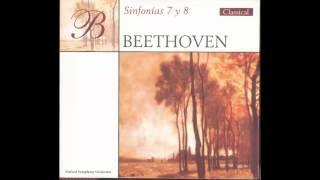 Sinfonía n.7 en la mayor, op.92 - Poco Sostenuto -- Vivace