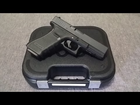 HK3P GLOCK 17 WITH REAL STEEL TRADES AKA We Tech Airsoft Glock 17 Gen 4