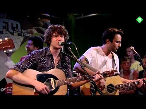 The Kooks - Ooh La (Acoustic) @ 3 On Stage / Pinkpop 2014