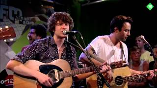 The Kooks - Ooh La (Acoustic) @ 3 On Stage / Pinkpop 2014