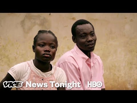 Child Marriage Is A Growing Issue In Central African Republic (HBO)