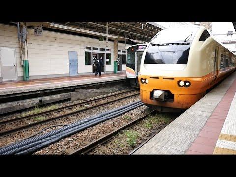 JR東日本 特急いなほ5号 (E653系運行) 超広角車窓 進行右側 新潟~秋田