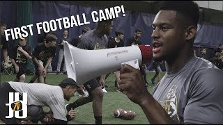 Inside Camp JuJu: JuJu's Football Camp