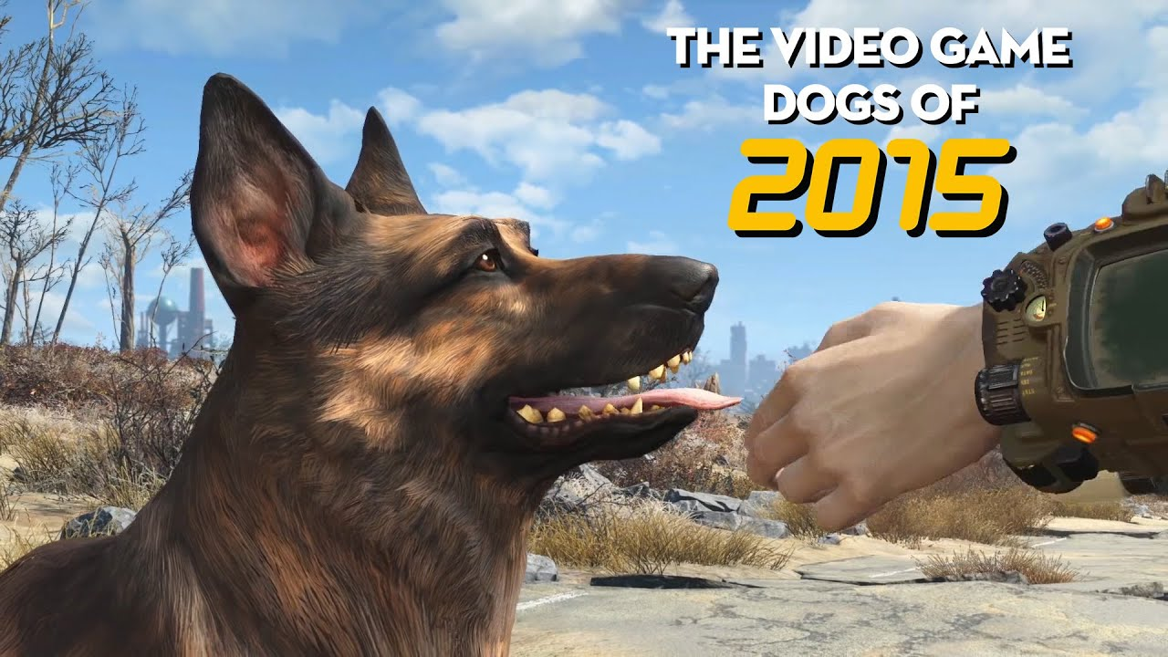 The Video Game Dogs Of 2015