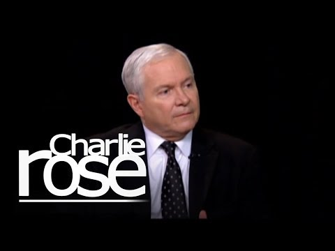 Robert Gates (12/4/12) | Charlie Rose