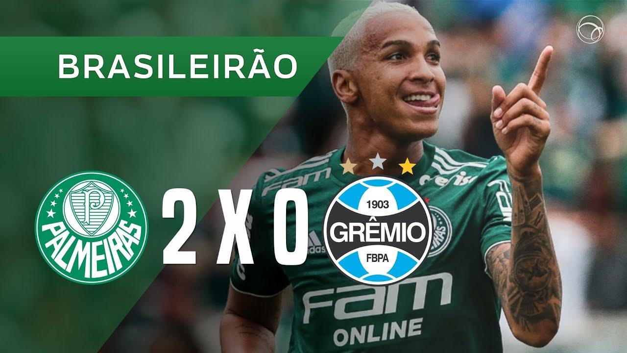 Gols Palmeiras E Gremio