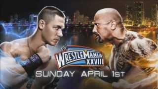All WWE PPV Match Cards of 2012