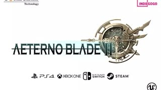 Aeternoblade II Indiegogo opening [ Thai version ]