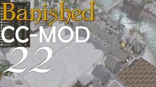 Banished (CC-MOD) #22 - FRISS oder STIRB! [1080p60/Modded/Facecam]