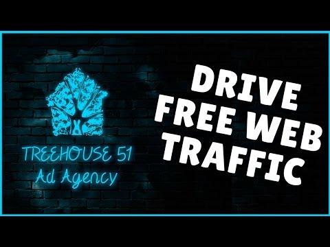 How To Drive FREE Web Traffic - Tustin Creative Agency | Treehouse 51