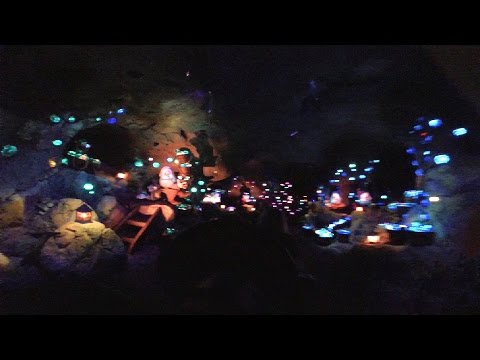 Seven Dwarfs Mine Train on-ride HD POV Walt Disney World