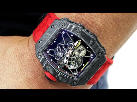 Richard Mille RM35 Rafael Nadal – Watch Review