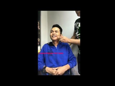 Wany Hasrita Ganggu Tajul Sedang Makeup!