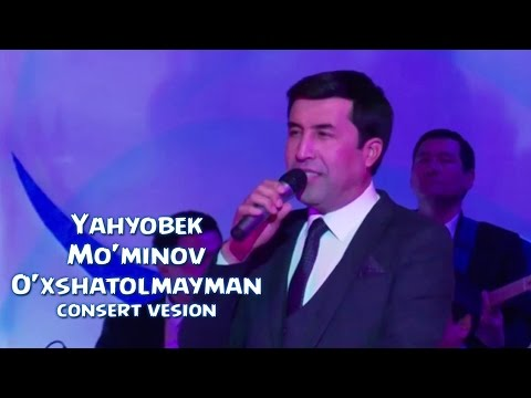 Yahyobek Mo'minov - O'xshatolmayman | Яхёбек Муминов - Ухшатолмайман (YANGI UZBEK KLIP) 2016