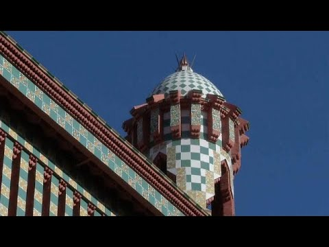 Gaudi's first project opens to the public as a museum