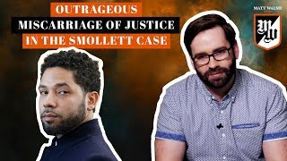 Outrageous Miscarriage Of Justice In The Smollett Case   The Matt Walsh Show Ep. 225 thumbnail