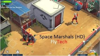 Space Marshals iOs/Android HD -First 10 minutes gameplay-