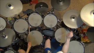 x japan weekend live drum cover