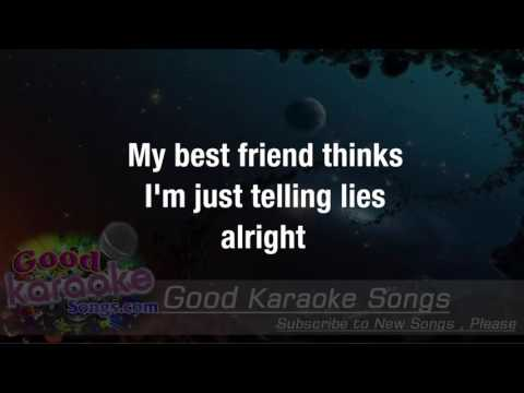 Aliens Exist -  Blink 182 (Lyrics KAraoke) [ goodkaraokesongs.com ]