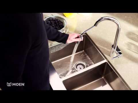 align™-one-handle-high-arc-pulldown-kitchen-faucet- -moen-features-spotlight