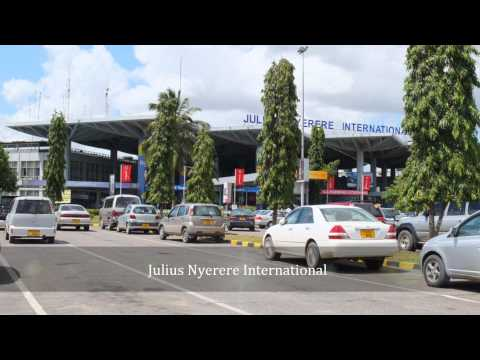Dar es Salaam Airports with Lion Dog African Safaris