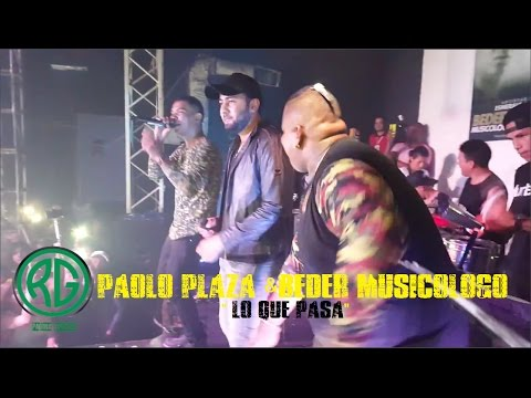 "Paolo Plaza & Beder Musicologo ""LO QUE PASA"" REMIX DjRobertPty"