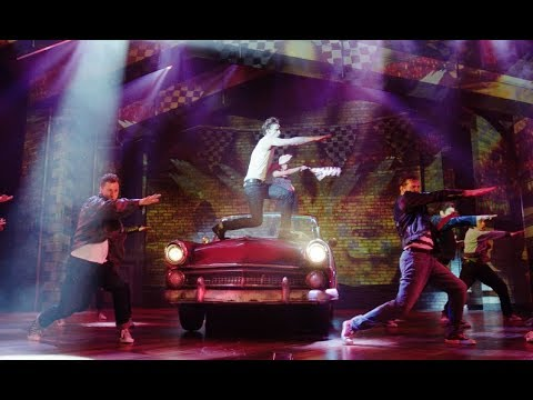 Grease The Musical - at Toronto's Winter Garden Theatre - Only Until July 8