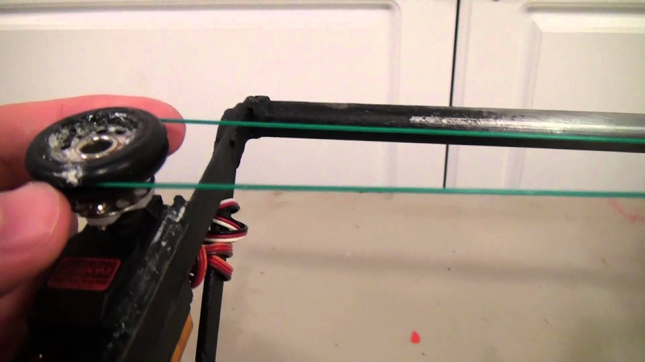 My DIY Electric Camera Slider \
