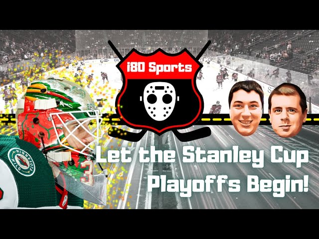 NHL- Let the Playoffs Begin! News, Notes, and Stanley Cup Playoffs