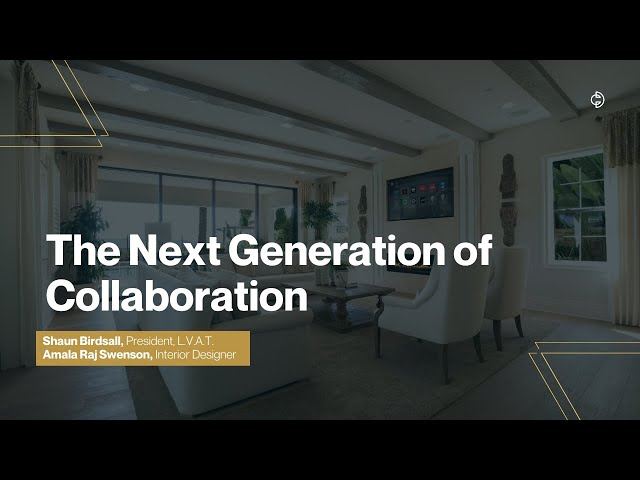 The Next Generation of Collaboration