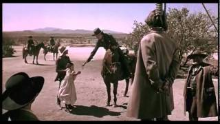 Explosive Ending Scene (The Quick and The Dead movie).wmv