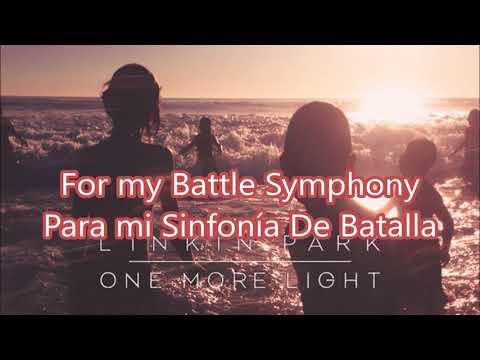 Battle Symphony - Linkin Park (Lyrics Ingles - Español)