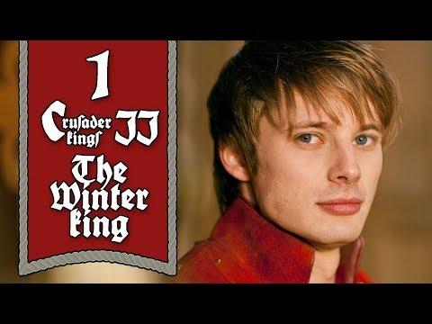 Arthur Pendragon - The Winter King - 1 [CK2 Mod - Based on Bernard Cornwell Books]