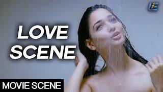 Venghai - Love Scene | Dhanush | Tamannaah | Devi Sri Prasad