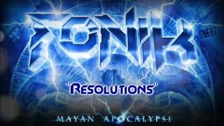 FONIK - RESOLUTIONS ( FEAT JODY )
