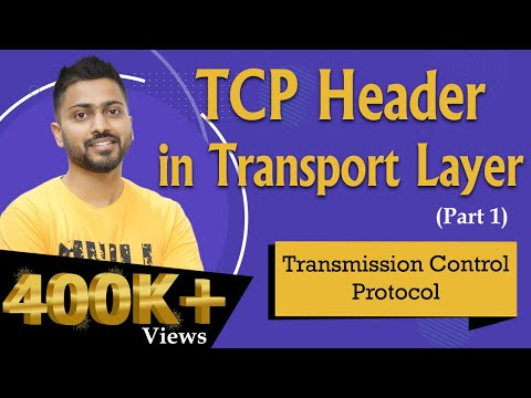 TCP: Transmission control protocol | TCP Header | Transport layer | part -1