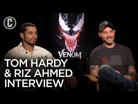 Venom: Tom Hardy on the Jekyll and Hyde Dynamic Between Eddie Brock and Venom Symbiote