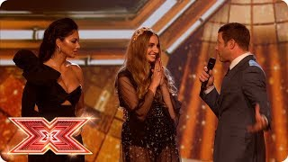 Talia Dean is the next Contestant to leave the competition | Live Shows | The X Factor 2017