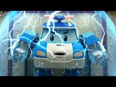 Смотреть бесплатно мультфильм поли робокар