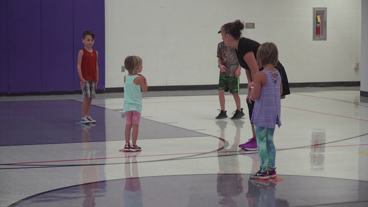 Fun & Fitness with Ms. Kelly: Sharing