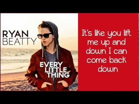 Every Little Thing -Ryan Beatty (Lyrics)