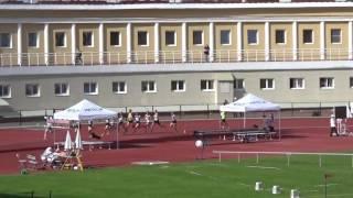Мемориал братьев Знаменских-2017. Бег 1500 метров, мужчины