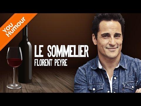 FLORENT PEYRE - Le sommelier